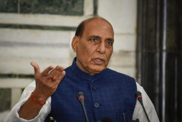 Defence Minister Rajnath Singh to attend Victory Parade in Russia
