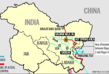 India to ask China to restore status quo