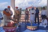 हरिद्वार: गुरु रविदास की प्रतिमा चंडी घाट पर स्थापित की जाएगीः निर्मल दास