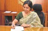 Vini Mahajan Punjab's 1st woman Chief Secretary