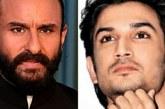 सुशांत की मौत पर सैफ अली खान ने बॉलीवुड को बताया 'पाखंडी'