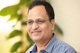 Delhi health minister Satyendar Jain tests positive for Coronavirus
