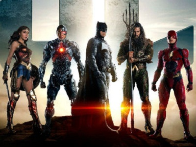 Watch the first trailer for 'Justice League'