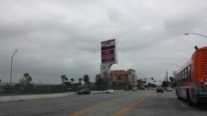 casino sign start of construction
