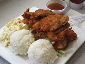 ChickenKatsuPlate