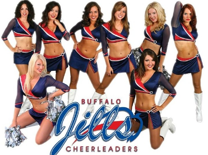 Buffalo bills cheerleaders opinion you