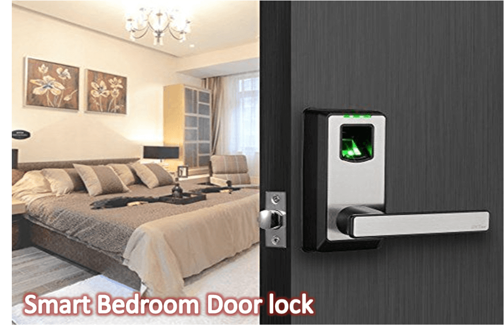 SMART BEDROOM DOOR LOCK