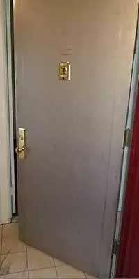 apartment fire rated doors