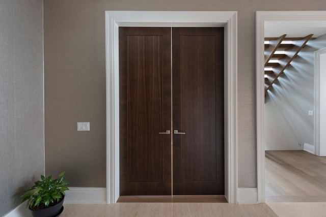 Custom Modern Interior Doors - Custom Wood Doors - Doors ...