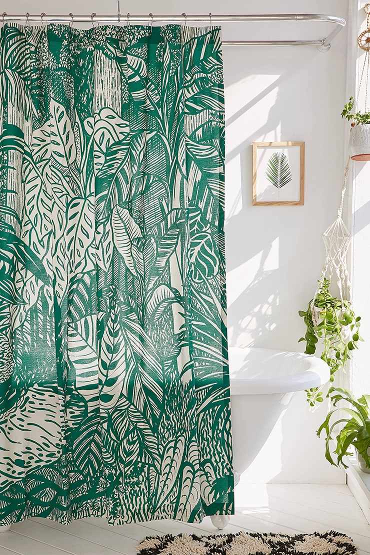 Botanical Shower Curtains - doorsixteen.com