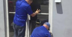 Vaughan Sticky Door Repair