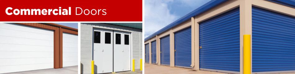 commercial door service