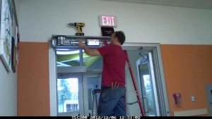 Retail Automatic Door Repair Markham