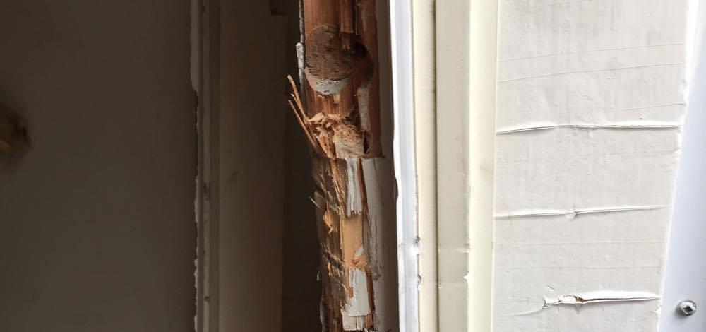 Door Break in Repair Services