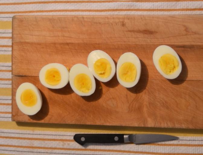 hardcooked eggs