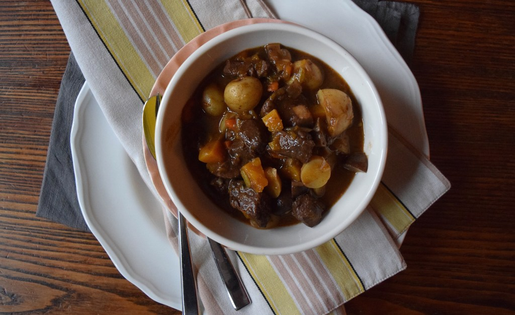 closer OH beef stew