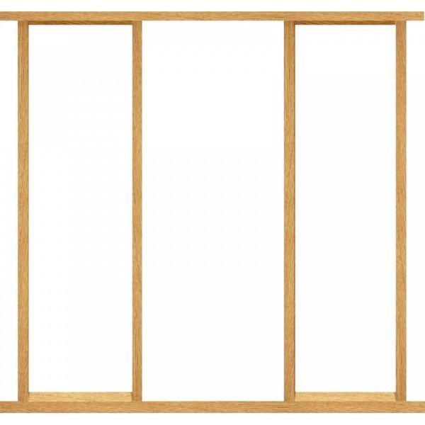 XL Joinery External Oak Effect Door Frame Kit with ...