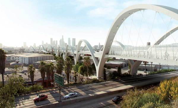 Replacing an Iconic Los Angeles Bridge With a 'Ribbon of ...