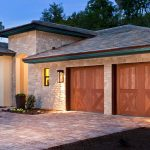 Clopay Canyon Ridge Carriage House Faux Wood Garage Doors