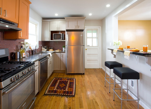 5 Design Ideas For Kitchen Islands With Seating Doorways