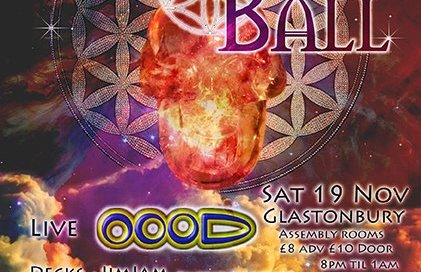 The Temple Ball @ The Assembly Rooms, Glastonbury