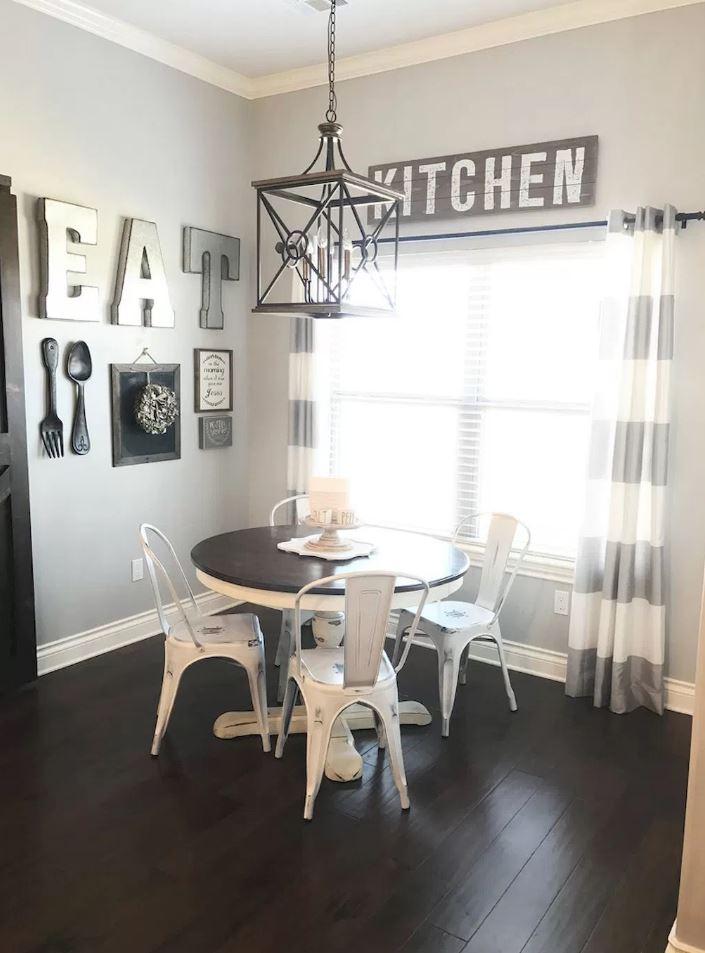 30 Small Dining Room Ideas - Doozy List on Dining Room Curtains Ideas  id=30995