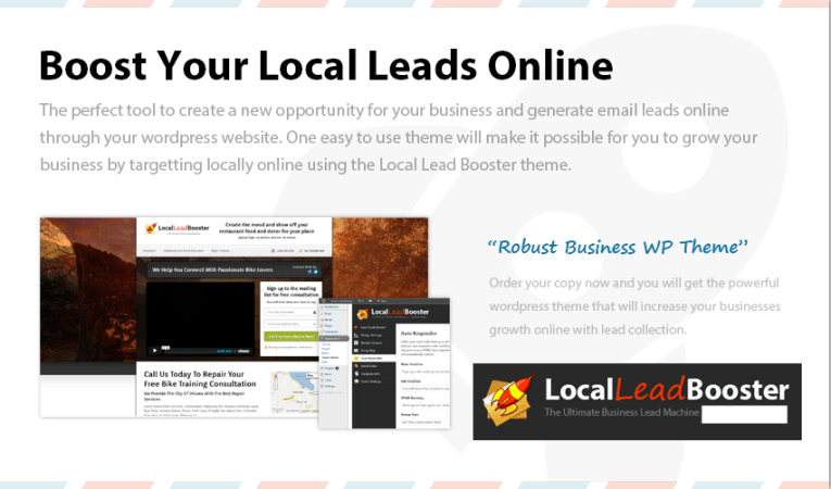 Local Booster