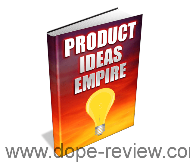Products Ideas Empire