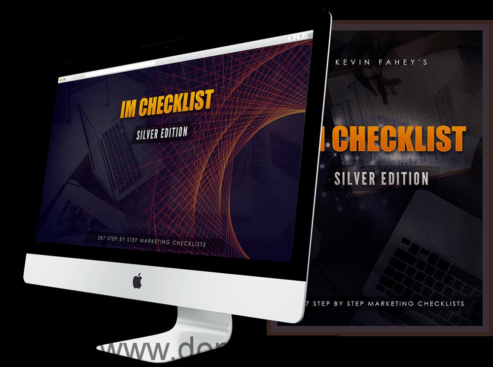 IM Checklist Silver Edition