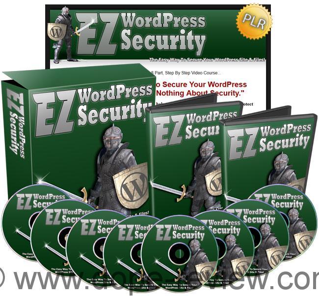 EZ WordPress Security
