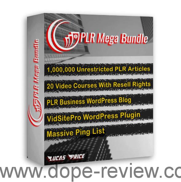 PLR Mega Bundle Review
