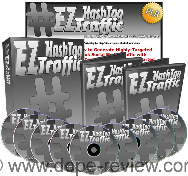 EZ HashTag Traffic Review