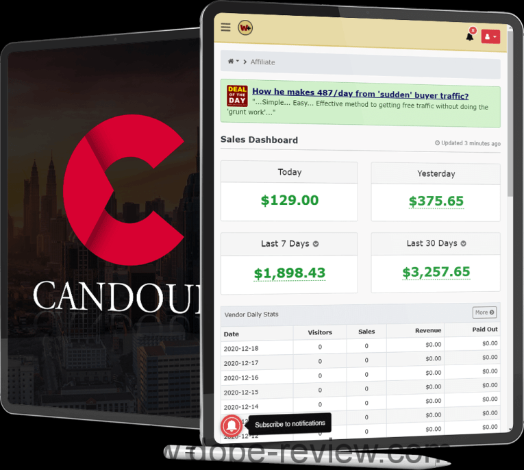 Candour Review