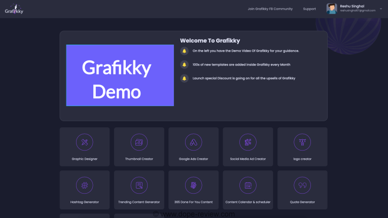 Grafikky Review