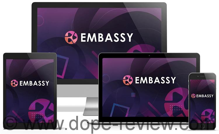 Embassy Traffic App Review