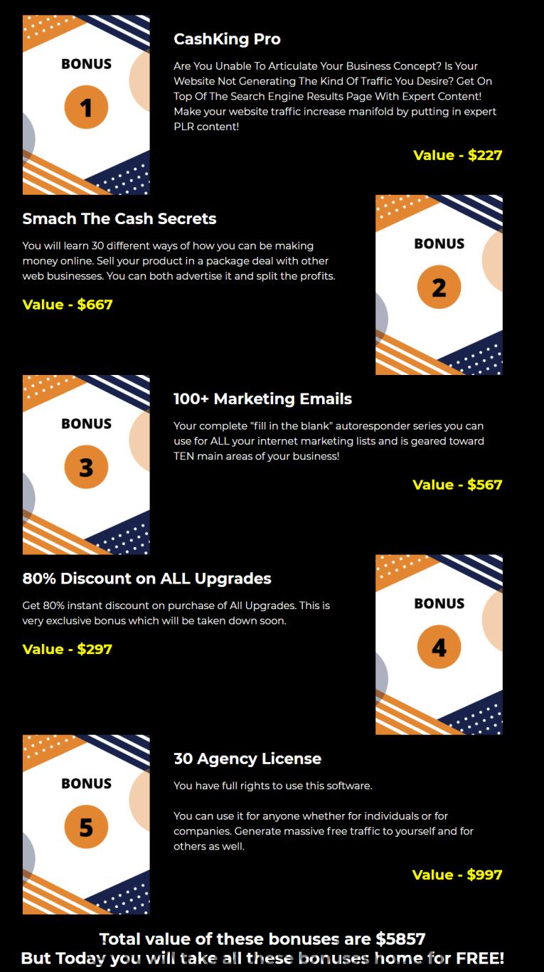 ViralFunnels Bonus