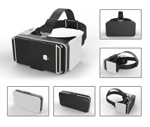 GenBasic Folding Virtual Reality Headset