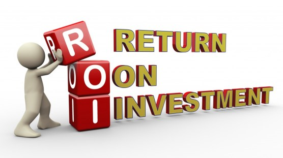 Great return on investment