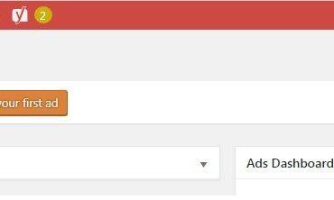 network admin not showing on Wordpress