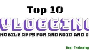 Best vlogging mobile apps