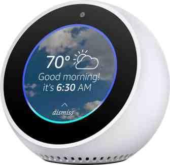 Amazon Echo Spot smart display devices