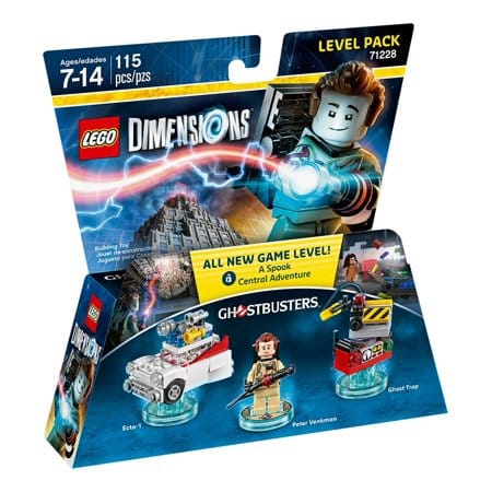 Ghostbusters Level Pack – LEGO Dimensions