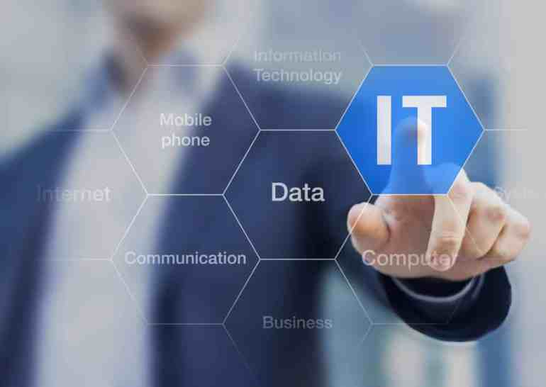 Importance of I.T. in a Startup Business
