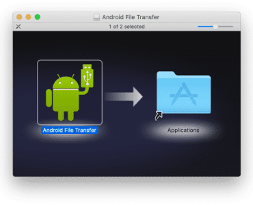 android to mac file transfer