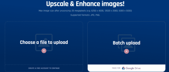 how to upscale an image