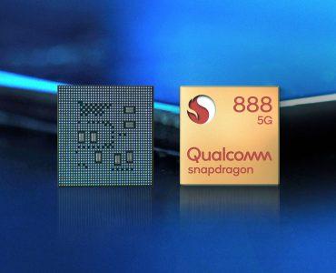 Smartphones with Qualcomm SD 888