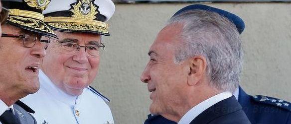 "Villas Bôas alerta para ""aguda crise moral"" no país"