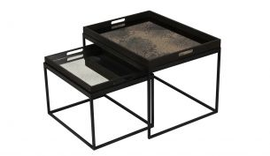 notre monde tray low xl coffee table