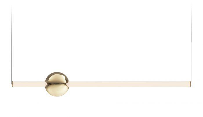 lee broom orion tube pendant lamp