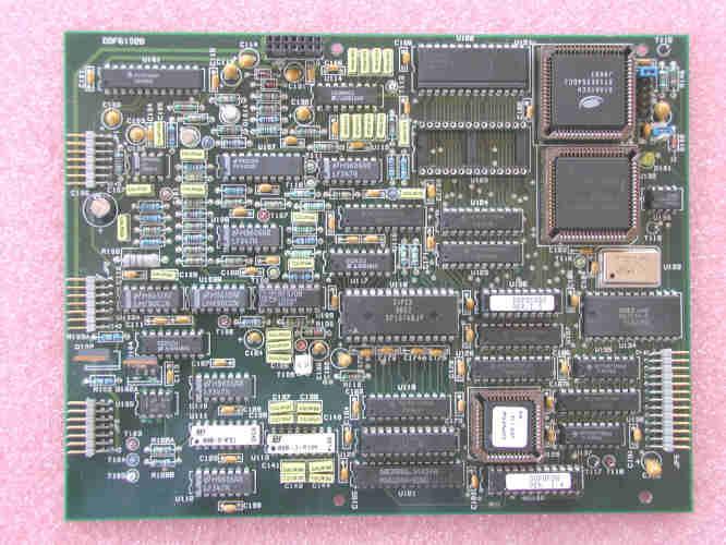 Identify DDF6000 and DDF6100 series hardware: DDF6102B used in DDF6000B and DDF6100B
